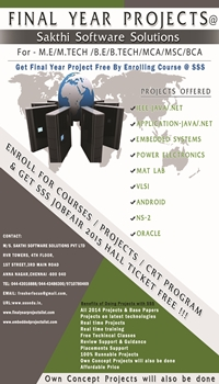 SSS Projects - Contact for projects
